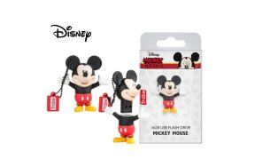 "FLASH DRIVE USB 3D DISNEY ""MICKEY MOUSE"" 16GB"